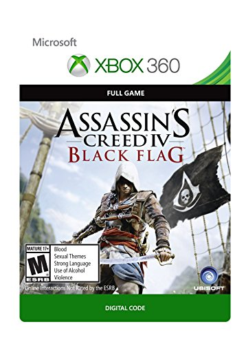 Assassin's Creed IV: Black Flag - Xbox 360 [Digital Code] by Ubisoft