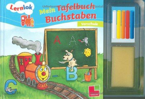 Mein Tafelbuch Buchstaben (Lernlok)