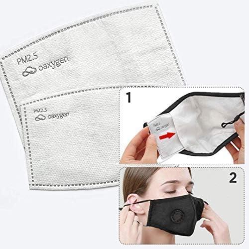 Jingliwang Mundschutz Grunge Flagge von Biafra Dust Washable Reusableand Reusable Mouth Warm Windproof Cotton Face