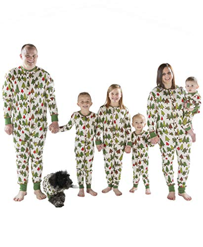 No Peeking! Kids Flapjack Onsie Pajamas by LazyOne | Adult Kid Infant Dog Family Matching Pajamas (6)