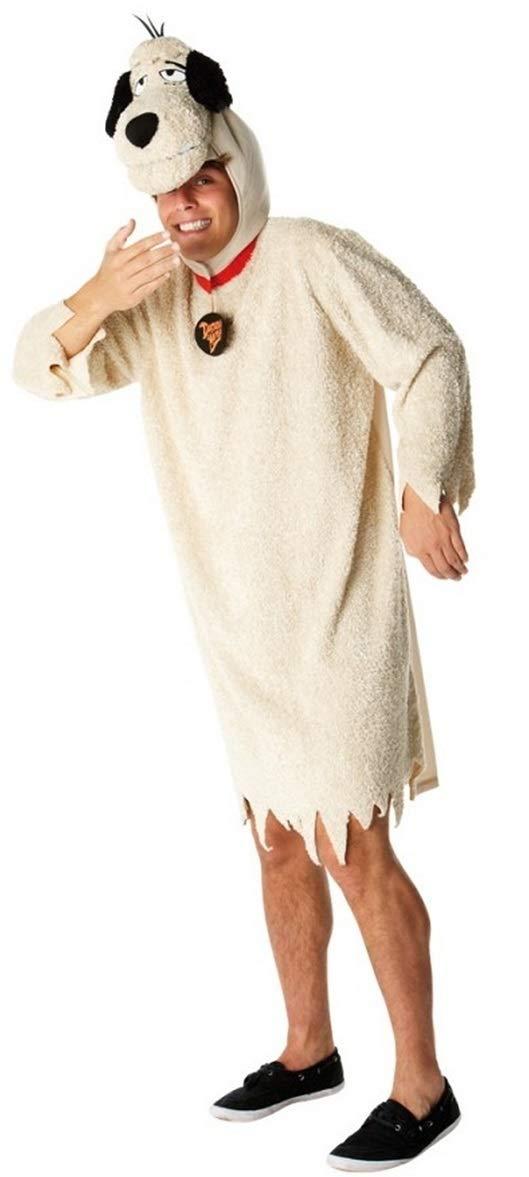 FANCY DRESS COSTUME ~ WACKY RACES MUTTLEY  XL
