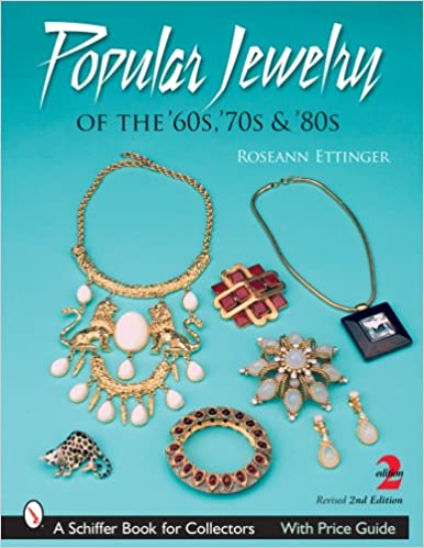 fbb3ec414 Popular Jewelry of the '60s, '70s & '80s Paperback – May 31 2006