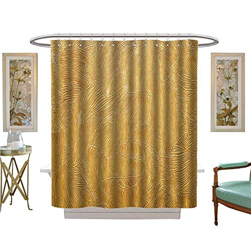 luvoluxhome Shower Curtain Collection by Background Texture Wallpaper welement of Design Patterned Shower Curtain W72 x L84