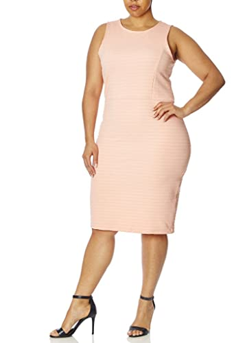Love Collection Mini Dress for Women, Plus Size Bandage Dress with Exposed Back