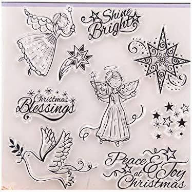 Friendship GIMISTUI Store Clear Stamps DIY Card Making