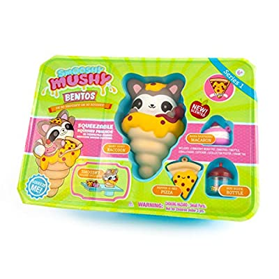 Smooshy Mushy Bento Box Collectible Figures, Style Vary: Toys & Games