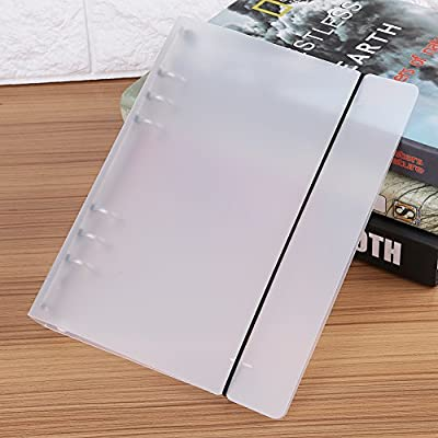 Stationery Office Supplies A5 A6 Loose Leaf Folder Scrapbook