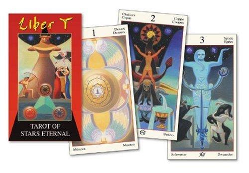 Liber T: Tarot of Stars Eternal (Eternal Life Symbols)
