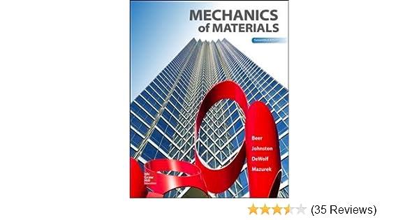 Amazon mechanics of materials 7th edition 9780073398235 amazon mechanics of materials 7th edition 9780073398235 ferdinand p beer e russell johnston jr john t dewolf david f mazurek books fandeluxe Choice Image