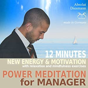 Power Meditation for Manager Audiobook