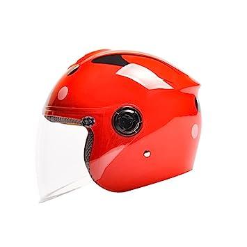 Casco multifuncional casco Casco medio niños Casco para niños Casco eléctrico para motocicleta Casco niño niña