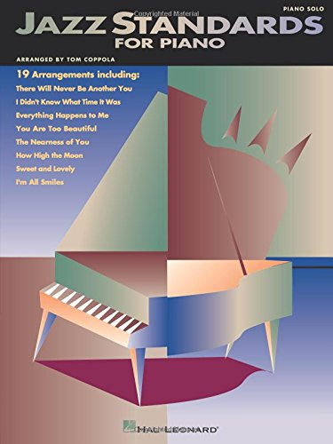 Music Sheet Vocal Jazz (Jazz Standards for Piano)