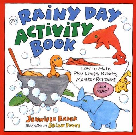 (The Rainy Day Activity Book)