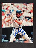 Dave Kingman Signed Photograph - 8x10 IV - Autographed MLB Photos