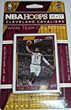 Cleveland Cavaliers 2016 2017 Hoops NBA Basketball Factory Sealed 11 Card Team Set with Lebron James Kyrie Irving Plus