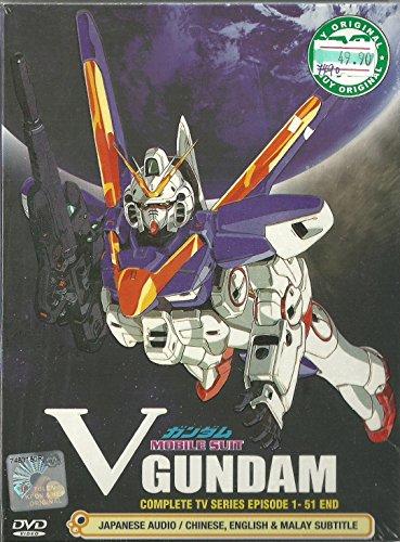 MOBILE SUIT V GUNDAM - COMPLETE TV SERIES DVD BOX SET (1-51 EPISODES)