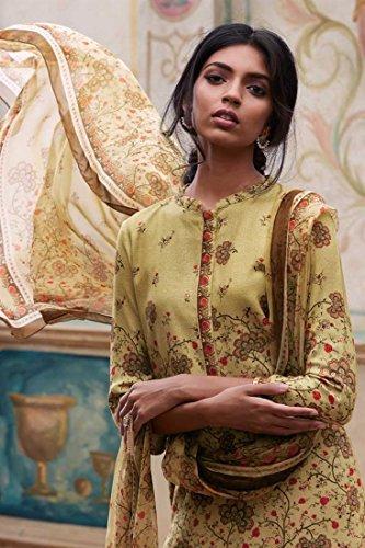 costume bollywood pour formel indien Personnalisé deisgner porter dernière pakistanais gan tradtional salwar calural mesurer ethnique partie q41fqSa