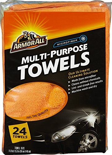 Armor All 17622 1 Pack Microfiber Multi-Purpose Towel