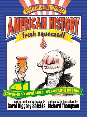 Download Brainjuice: American History, Fresh Squeezed!: Handprint Books PDF