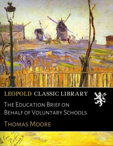 Download The Education Brief on Behalf of Voluntary Schools pdf