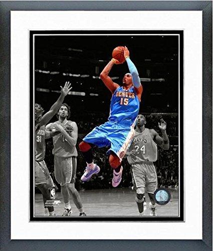 Carmelo Anthony Denver Nuggets NBA Spotlight Action Photo (Size: 12.5
