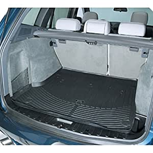 bmw x3 e83 genuine factory oem 82110305080 gray all season cargo liner 200 2010. Black Bedroom Furniture Sets. Home Design Ideas