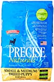 Precise Pet Small/Medium 15 Lb Breed Puppy Dry Food, One Size