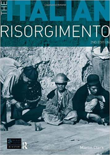 The Italian Risorgimento (Seminar Studies In History)