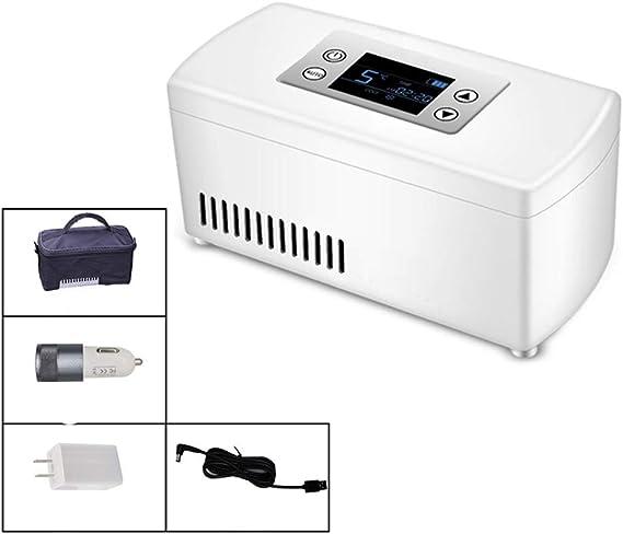 LXMBox Caja de Enfriador de insulina, congelador médico ...