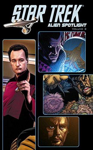 Star Trek: Alien Spotlight Volume 2