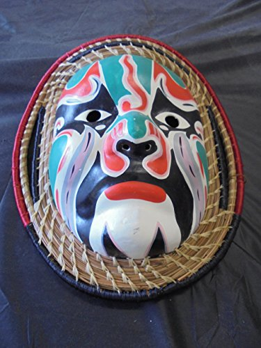 Pine Needle Decorative Mask Wall HANGING