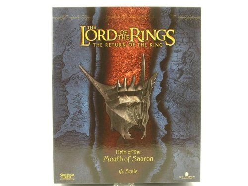 Sideshow lotrswhotmos Weta Helm of the Mouth of Sauron Herr der Ringe / Lords of the Rings