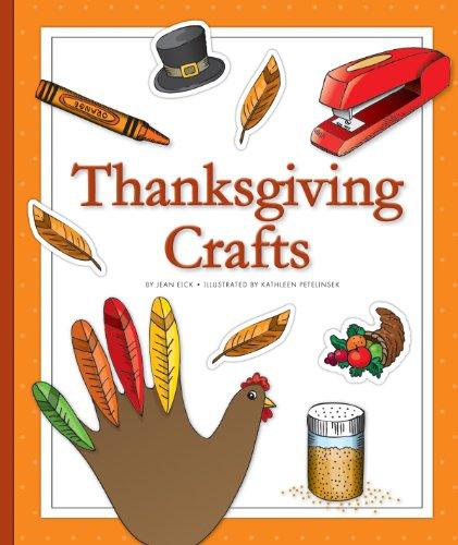 Thanksgiving Crafts (CraftBooks)