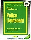 Police Lieutenant, Jack Rudman, 0837328020
