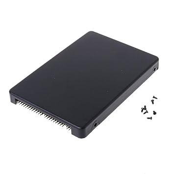 flowerPEI - Adaptador de Disco Duro SSD de 2,5