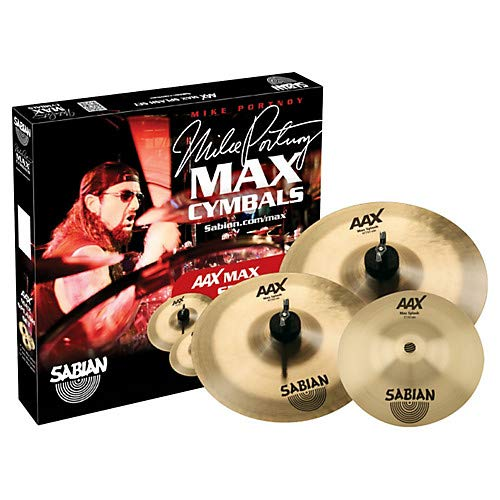 AAX Max Splash Cymbal Set, used for sale  Delivered anywhere in USA