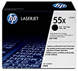 HP 55X (CE255X) Black High Yield Original Toner Cartridge