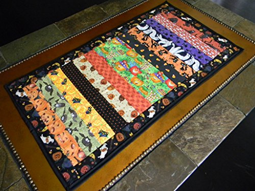Quilted Halloween Table Mat/Wall Hanging -