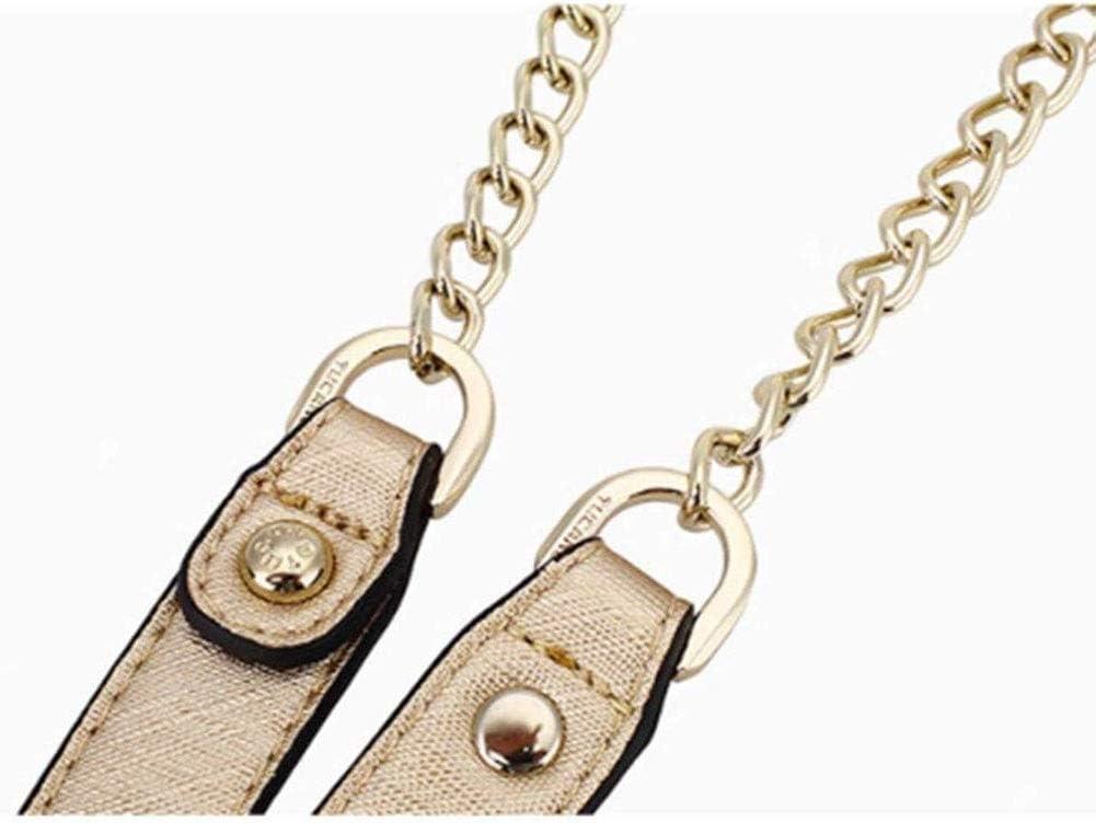 OhLt-j Ladies Handbags, Nuovo Modo della Pelle Verniciata di Shell Portatile a Tracolla Messenger Bag for Le Donne (Oro) (Color : Pink) Gold