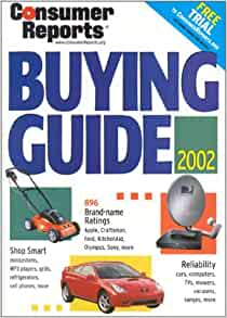 where can i buy a consumer reports book I would like to be able to buy the newest ebooks as well has having access to all of the classics and technical manuals i already have much has been said about reliability in these pages how can we quantify this.