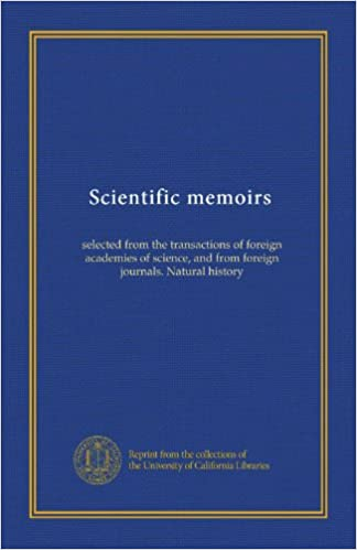 Buscar libros descargar gratisScientific memoirs: selected from the transactions of foreign academies of science, and from foreign journals. Natural history in Spanish PDF PDB CHM