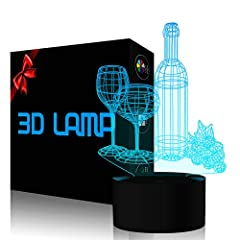 HOW TO USE? 1.Please REMOVE the protective film on both sides of the lamp before use. 2.Insert the night light acrylic plate into the base, and connect the power source (USB cable). 3.Press Button to toggle between different color or the flas...