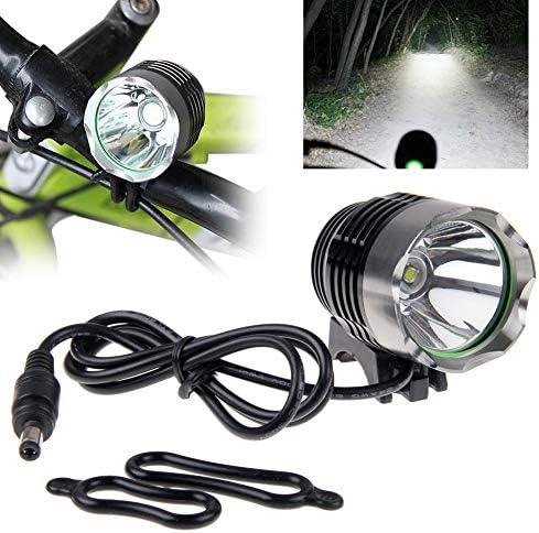 3 Pcs CREE XM-L T6 LED Bicycle bike HeadLight Head Light Lamp Torch Flashlight
