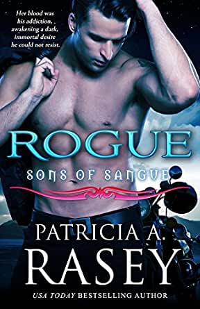 Rogue (Sons of Sangue Book 4)