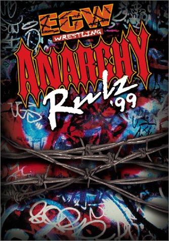 ECW (Extreme Championship Wrestling) - Anarchy Rulz