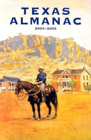 Texas Almanac 2004 2005 P