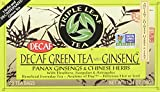 Green Tea With Ginsengs - Best Reviews Guide