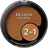Revlon ColorStay 2-in-1 Compact Makeup & Concealer, Cappuccino