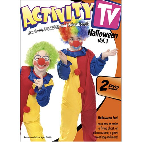ActivityTV Halloween V.1 2-DVD -
