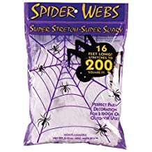 Spider Web White- 200FT
